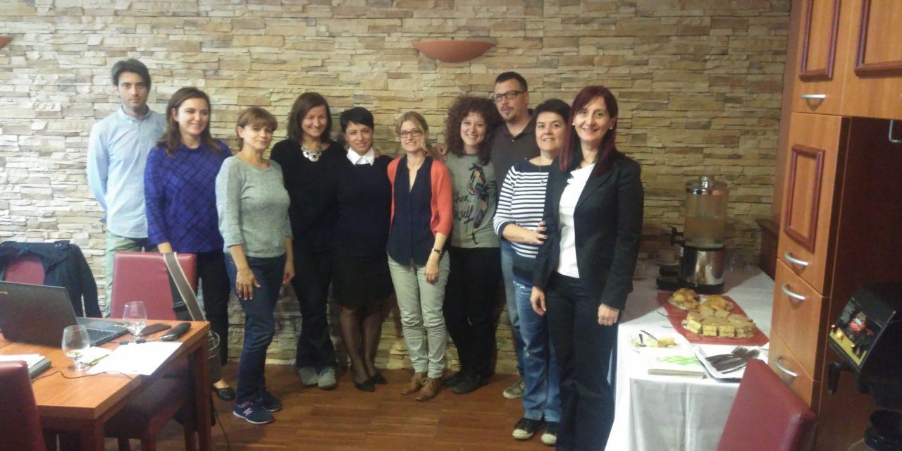 Inicijativa za socijalno uključivanje starijih osoba: sastanak partnera