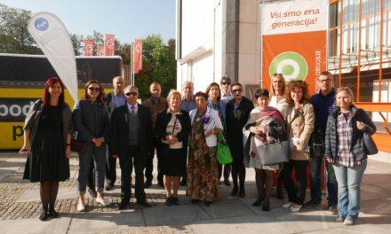 Inicijativa za socijalno uključivanje starijih osoba: studijska poseta Sloveniji