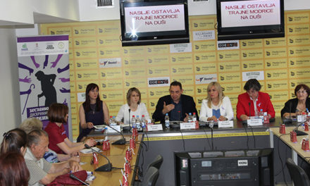 Nasilje ostavlja trajne modrice na duši – konferencija za medije