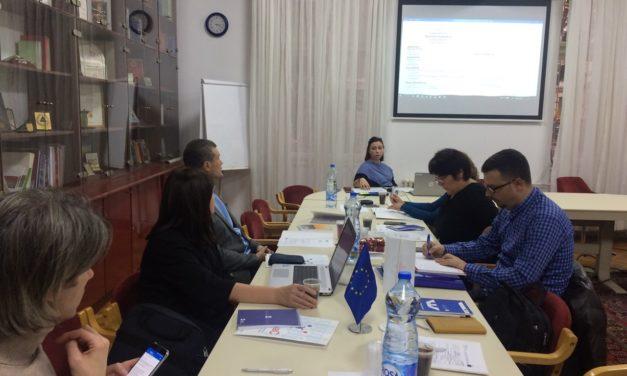 Evaluacija TASIOP projekta – sastanak partnera u Beogradu
