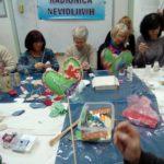 Kreativne radionice Centra za reintegraciju i aktivizam