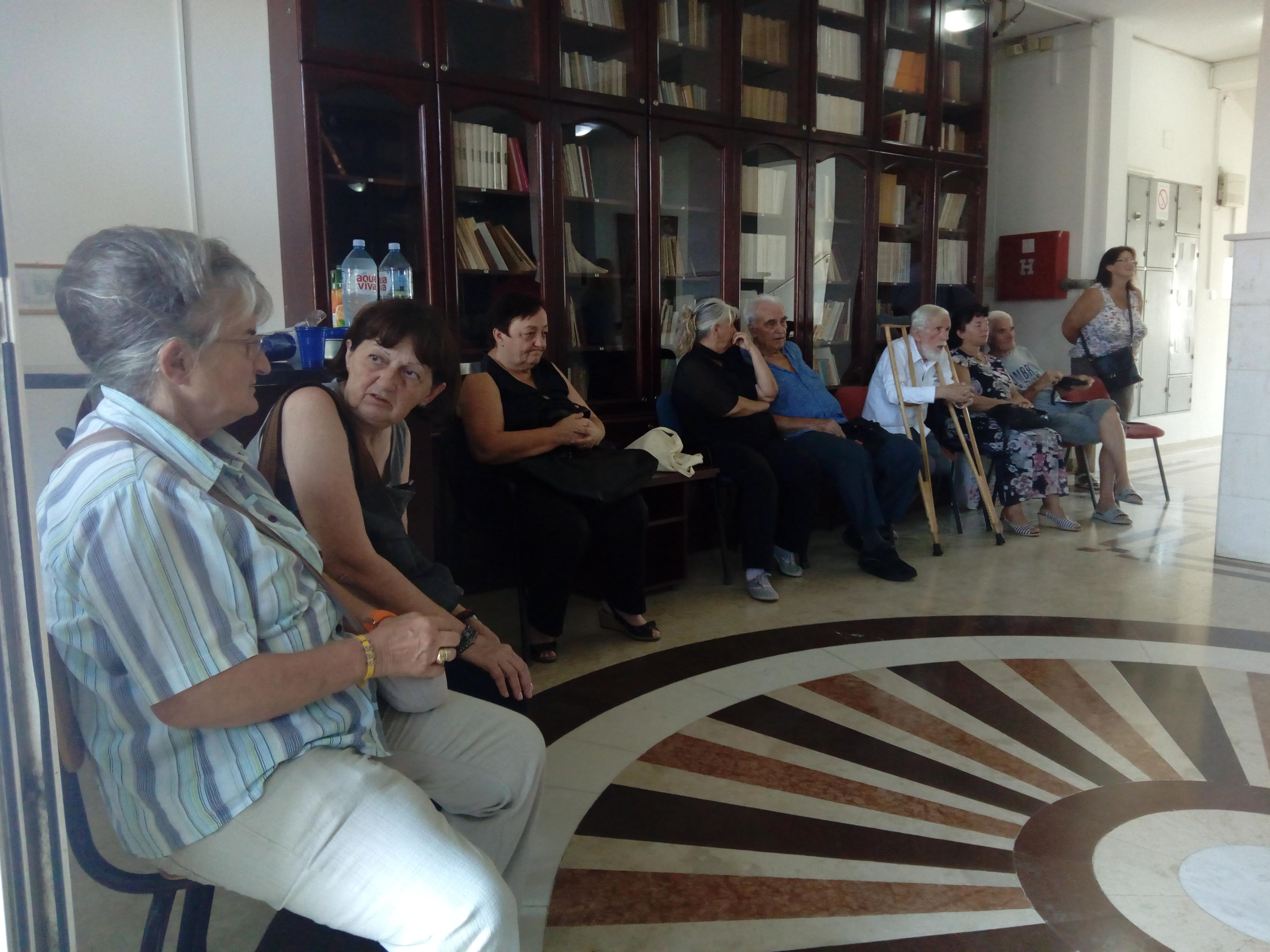 Monitoring poseta Čovekoljublju i Viktoriji, Kragujevac