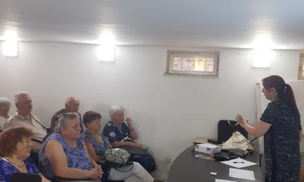 Edukacija starijih iz Pirota i Dimitrovgrada
