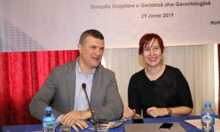 """Završna konferencija projekta """"Inicijativa za socijalno uključivanje starijih osoba"""" u Albaniji"""
