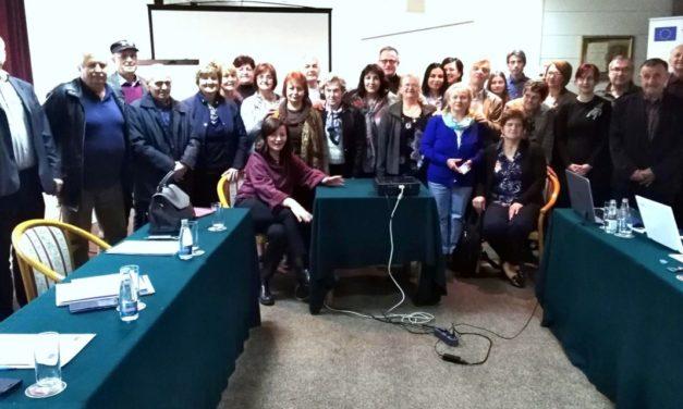 """Sastanak mreže """"Za dostojanstveno starenje"""", Sarajevo, Bosna i Hercegovina"""