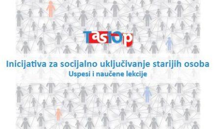 Objavljene publikacije o uspesima i naučenim lekcijama projekta TASIOP na šest jezika