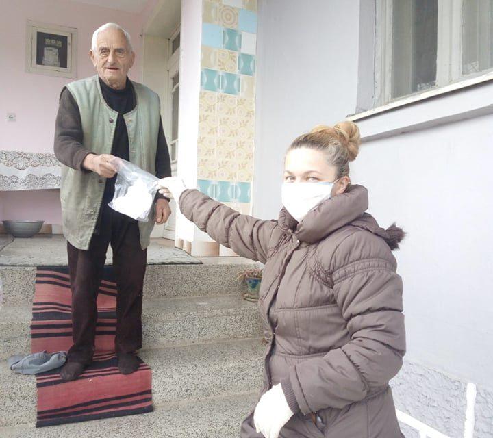 Help Net – aktivnosti tokom epidemije COVID-19