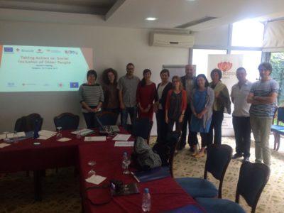 Sastanak partnera, Sarajevo, Bosna i Hercegovina, TASIOP projekat