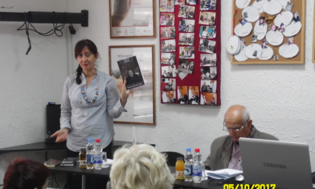 Starenje u gradu: Fokus grupa sa starijima u Inđiji