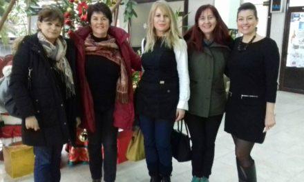 Poseta partnera iz Makedonije Gerontološkom centru Beograd