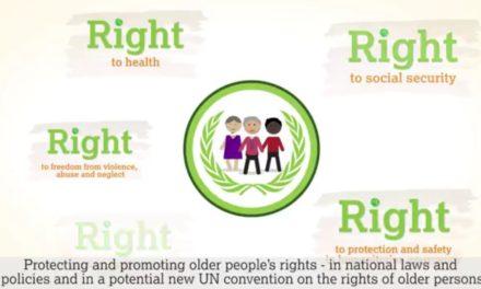 Kršenje ljudskih prava starijih osoba: animirani video