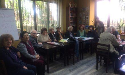Poseta Dnevnom centru za starije osobe u Skoplju