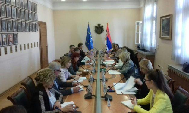 Druga sednica Saveta za unapređenje međugeneracijske saradnje i solidarnosti