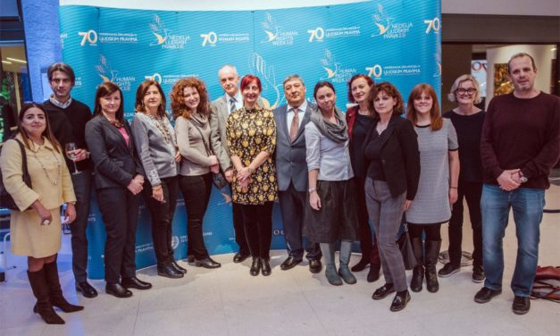 Obeležavanje 10. decembra Međunarodnog dana ljudskih prava