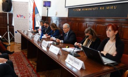 """Međunarodna konferencija """"Inicijativa za socijalno uključivanje starijih osoba na Zapadnom Balkanu"""""""
