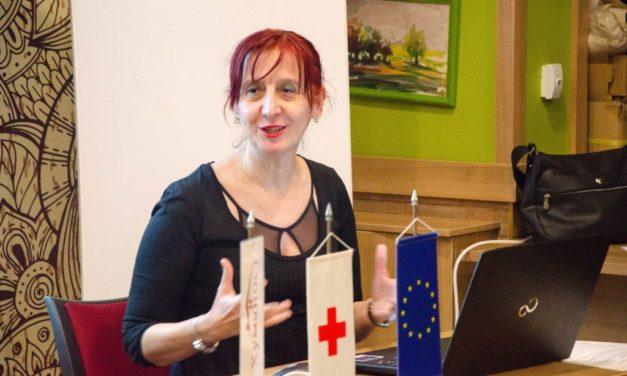 """Završna konferencija projekta """"Inicijativa za socijalno uključivanje starijih osoba"""" u Makedoniji"""