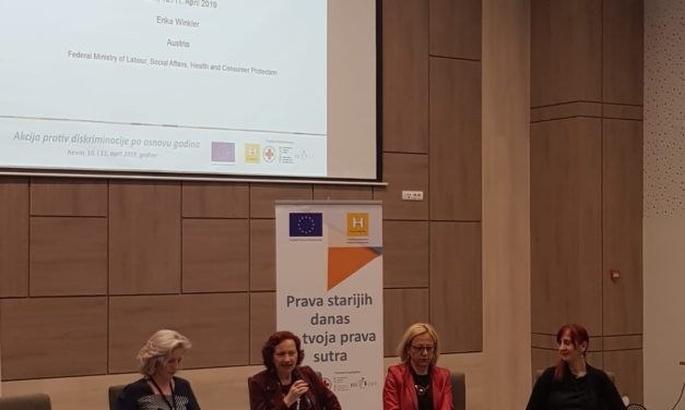 Konferencija – »Akcija protiv diskriminacije na osnovu godina«