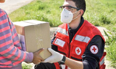 Crveni krst Srbije – aktivnosti tokom epidemije COVID-19
