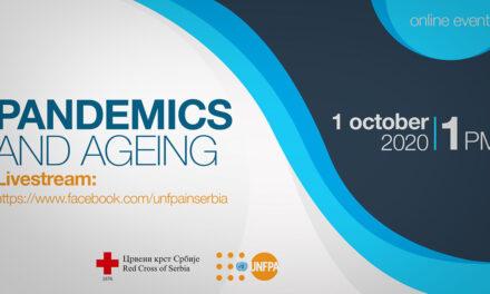 """1. oktobar Međunarodni dan starijih osoba: """"Da li je pandemija promenila pogled na starost i starenje?"""""""
