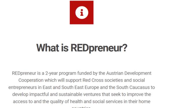 REDpreneur program