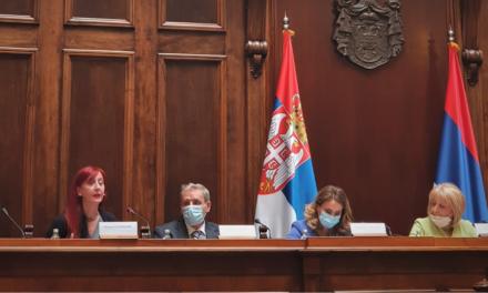 Članice mreže Humanas učestvovle na predstavljanju Posebnog izveštaja o diskriminaciji starijih građana u Skupštini Srbije