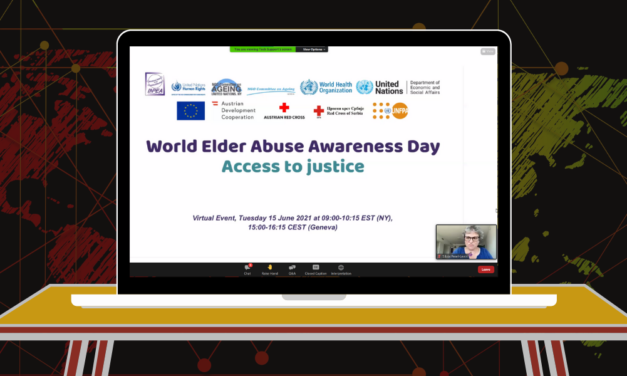 "Međunarodni dan borbe protiv zlostavljanja starijih osoba: Vebinar ""pristup pravdi"""