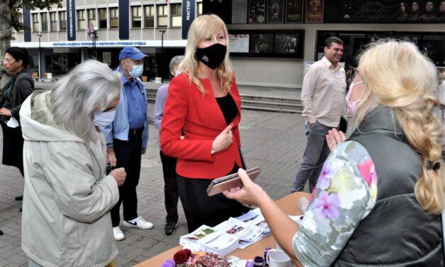 Na Zvezdari obeležen Međunarodni dan borbe protiv Alchajmera